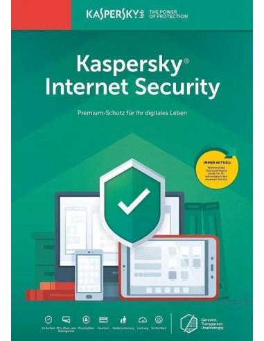 Kaspersky Internet Security 5PC -...