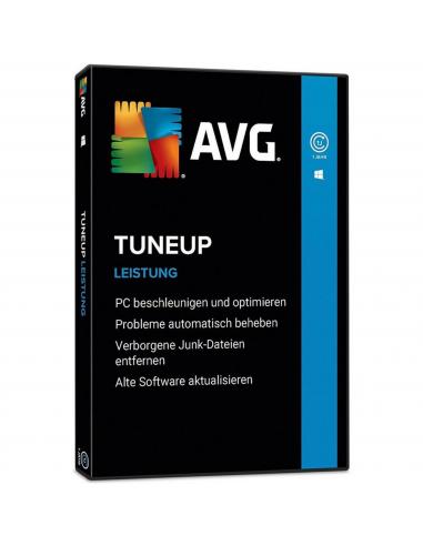 AVG Tune Up 2021- Windows - 1PC / 1Jahr