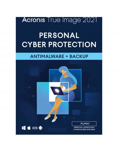Acronis True Images 2021 - Backup...
